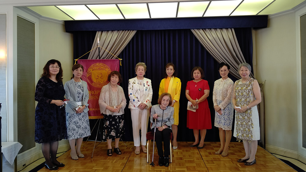 2020年7月例会|国際ソロプチミスト大阪