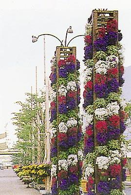 フラワー塔