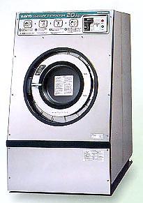 大型洗濯機