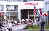 We approved the World Rose Convention 2006 in OSAKA