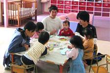 リジョンポスタ-セッション参加  -東さくら園の子どもたちと-