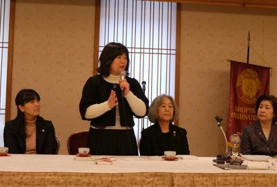 大阪YWCAステップハウスへの支援がスタート