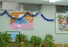 高津学園法然寮 クリスマス会に参加
