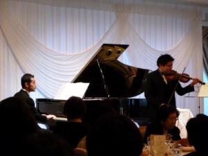 2013年チャリティランチコンサート1